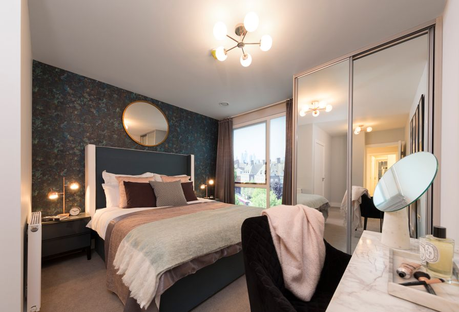 Arcadia View - 3 bed apartment in Hackney