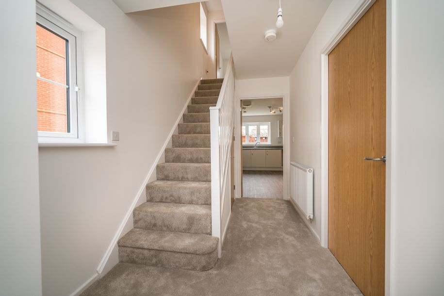 Meridian Gate, Royston - 3 bed house in Royston - Hertfordshire
