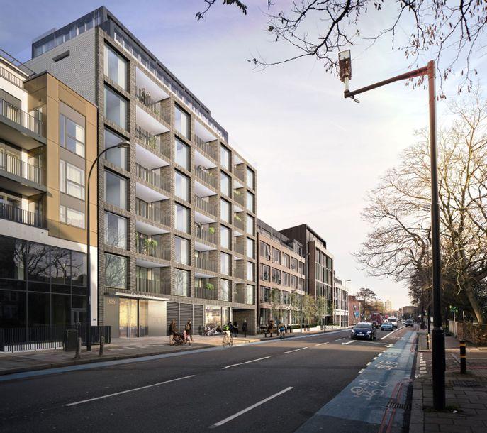 340a Clapham Road - 2 bed apartment in Lambeth