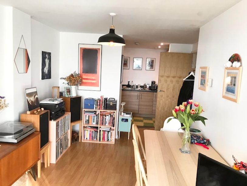 2 bedroom apartment in Hackney