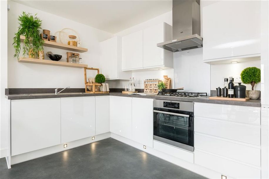 Highgrove Park - 1 bed apartment in Ormskirk - Lancashire