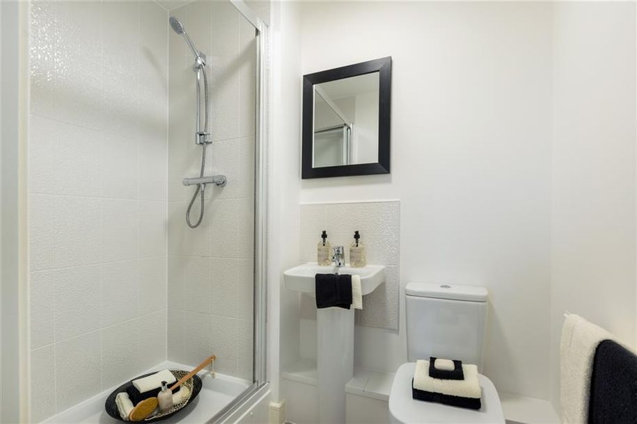 Highgrove Park - 2 bed apartment in Ormskirk - Lancashire