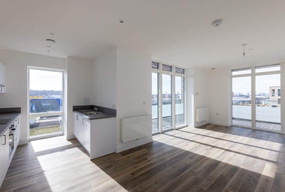 Parkside Place at Greenwich Millennium Village - 2 bed apartment in Greenwich