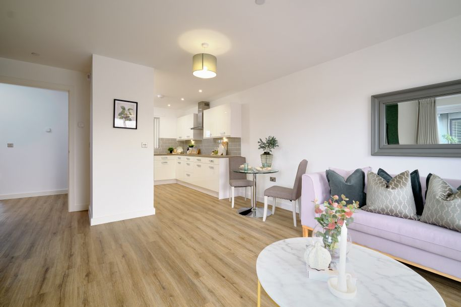 Mill View - 2 bed apartment in Hauxton - Cambridgeshire