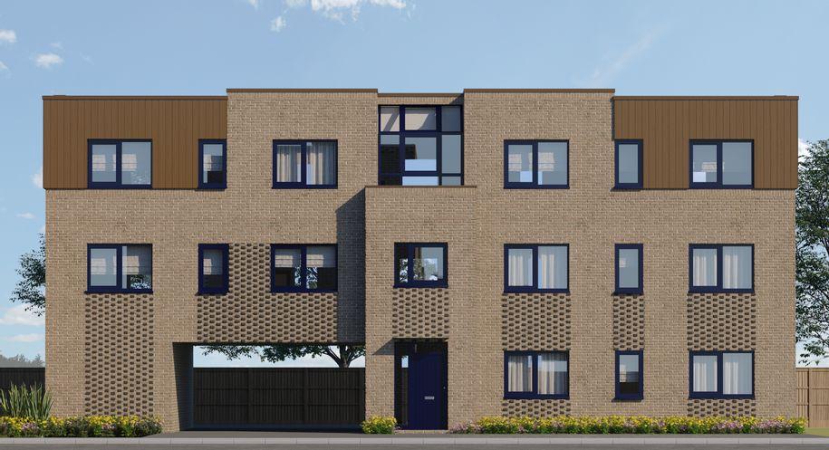 Milton Meadow, Milton Keynes - 2 bed apartment in Milton Keynes - Milton Keynes