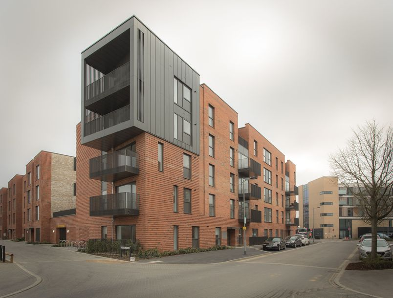 Aura 8a & 8b - 1 bed apartment in Cambridge - Cambridgeshire