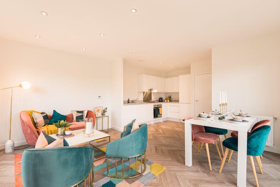Nova at Queensbury Square - 1 bed apartment in Harrow