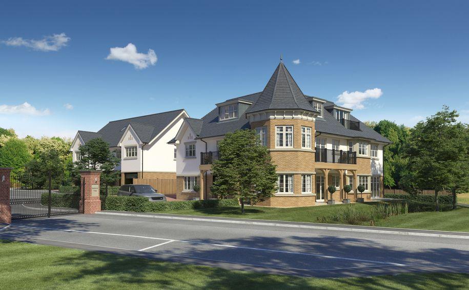 Heathbourne Village - 1 bed apartment in Bushey Heath - Hertfordshire