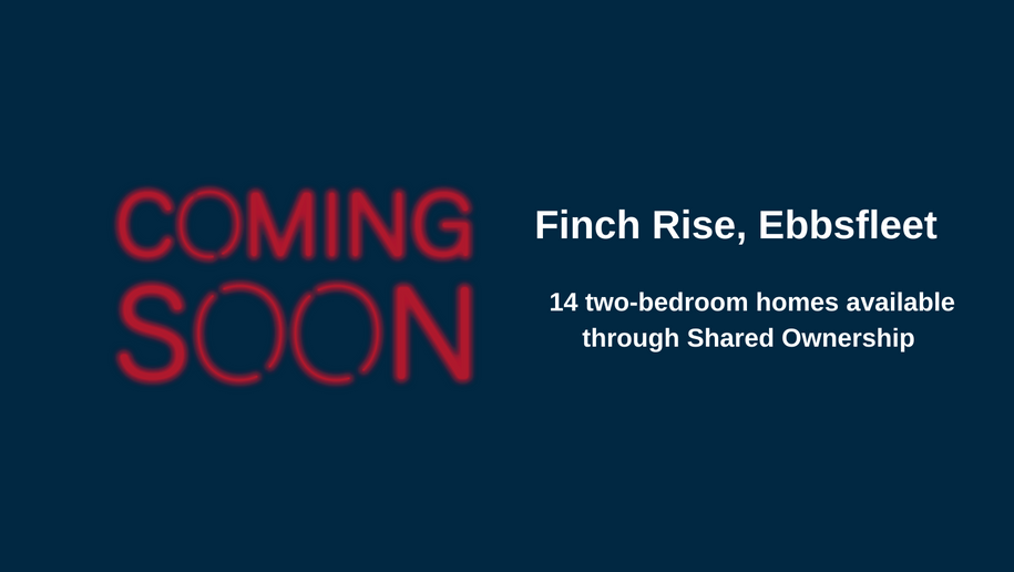 Finch Rise - 2 bed apartment in Ebbsfleet Valley - Kent