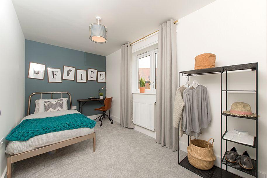 Pembers Hill Park - 2 bed apartment in Fair Oak - Hampshire