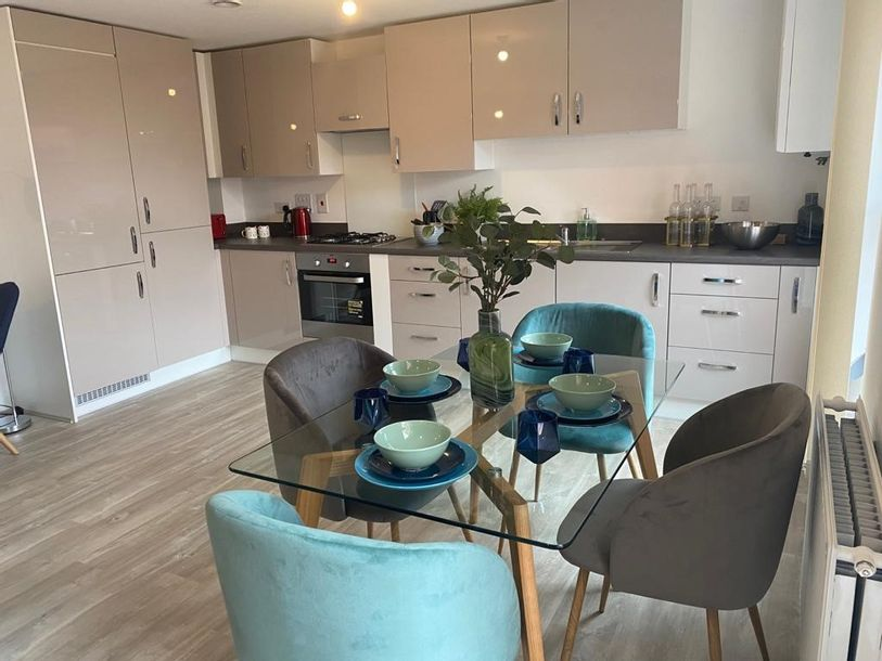 Peartree View Apartments - 2 bed apartment in Welwyn Garden City - Hertfordshire