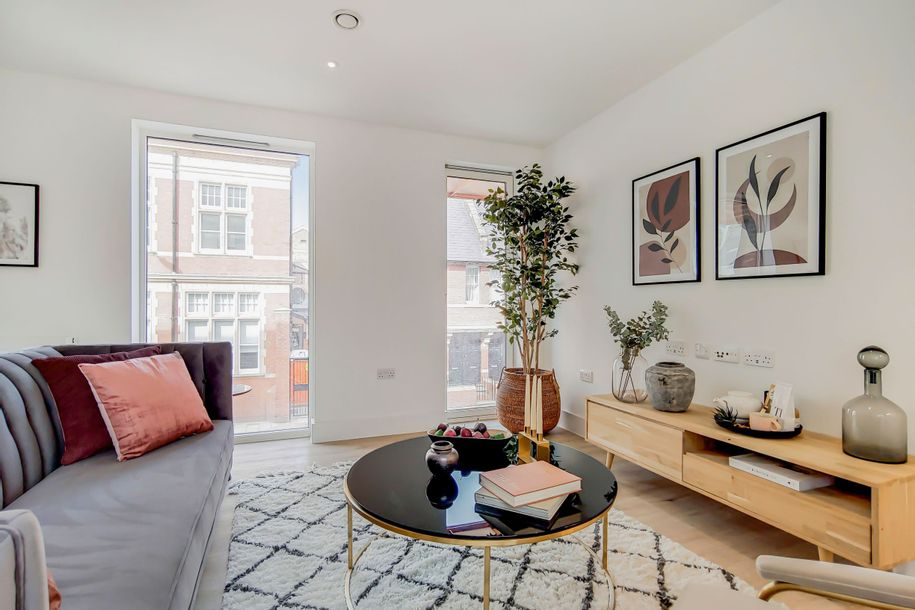 Fireman's Reach - 2 bed apartment in Newham