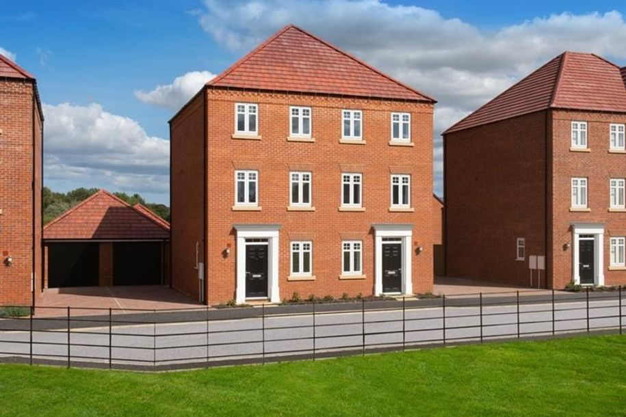 The Drive at Mount Oswald - 3 bed house in Durham - Durham