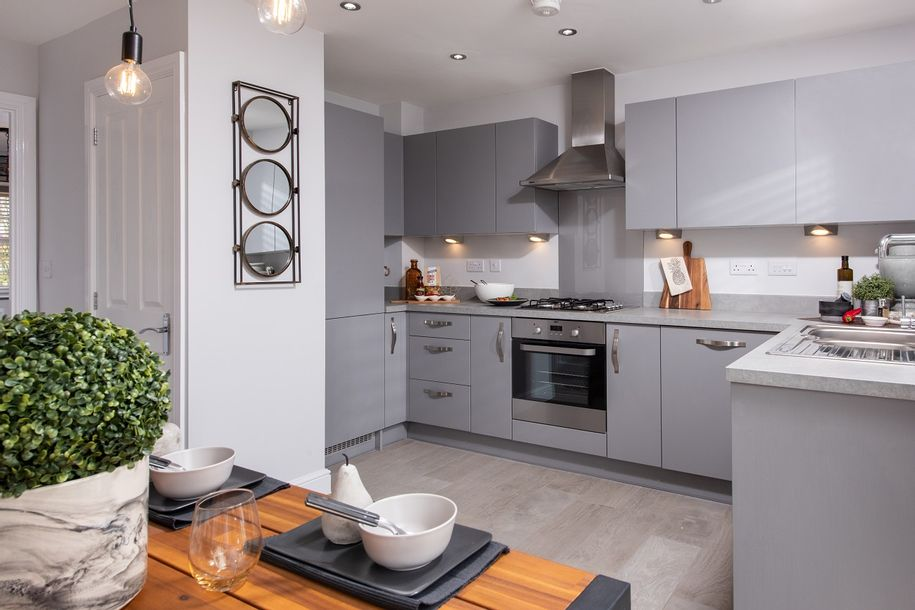 Simpson Park - 3 bed house in Harworth - Nottinghamshire