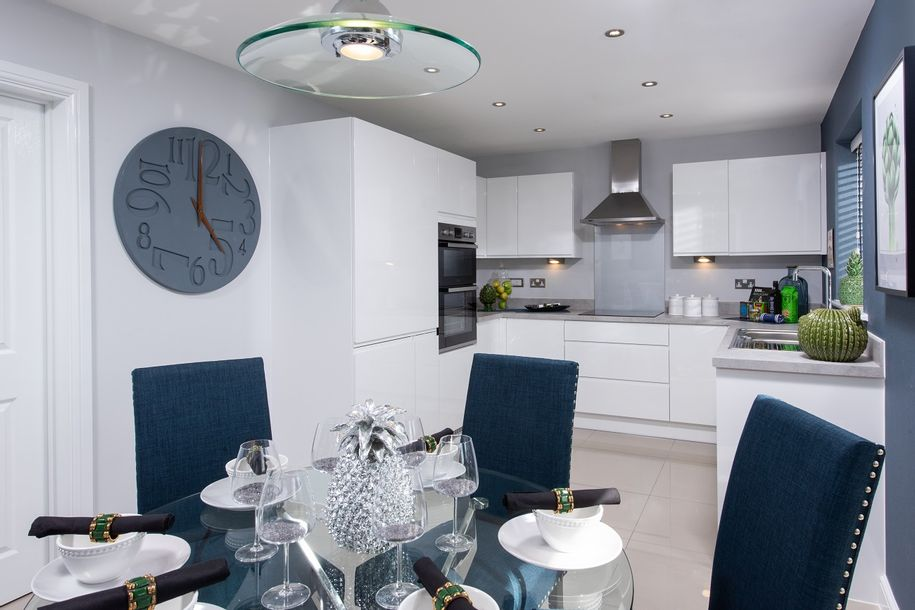 Simpson Park - 4 bed house in Harworth - Nottinghamshire