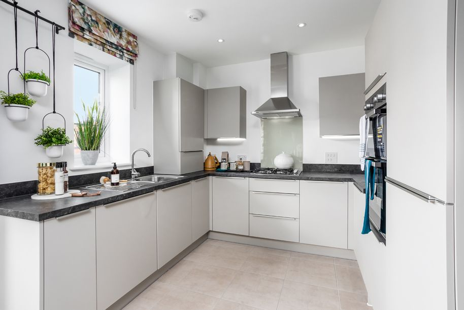 The Printworks - 3 bed house in Dunstable - Bedfordshire