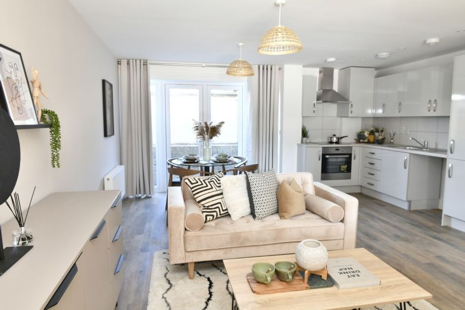 Campbell Road, Croydon - 1 bed apartment in Croydon