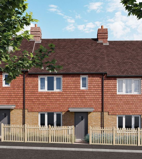 Tollgate Green, Battle - 2 bed house in Battle - East Sussex