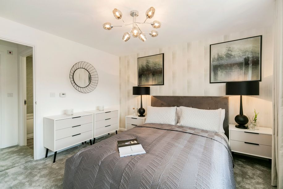 Gilden Park (Barratt Homes) - 2 bed house in Harlow - Essex