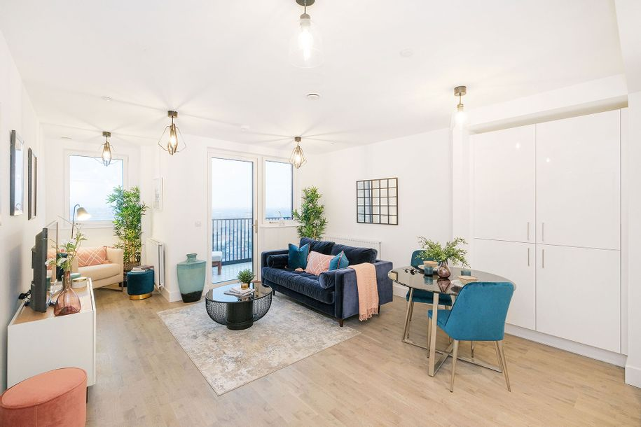 Junction West 3 Bed Apartment In Ealing Share To Buy