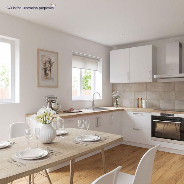 Townsend Place, Shrivenham - 3 bed house in Shrivenham - Oxfordshire