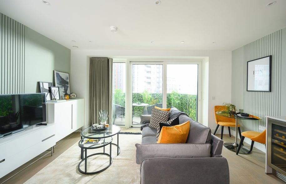 Royal Arsenal Riverside - 1 bed apartment in Greenwich