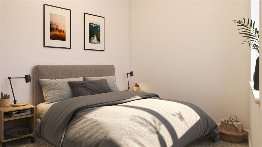 The Valley - 2 bed apartment in Winchester - Hampshire