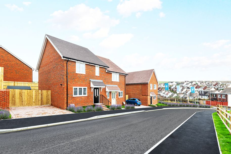 Oak Point - 2 bed house in Portslade Village - City of Brighton and Hove