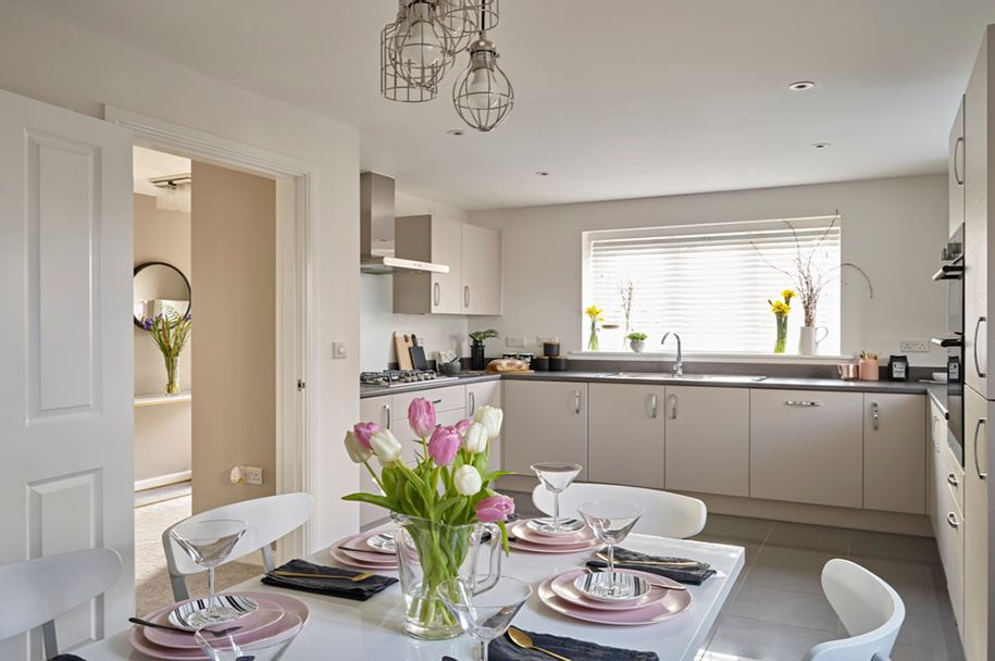 Fletcher's Rise - 2 bed house in Wombourne - Staffordshire