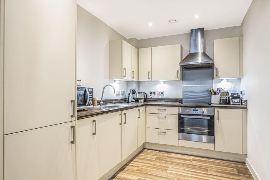 1 bedroom apartment in Sutton