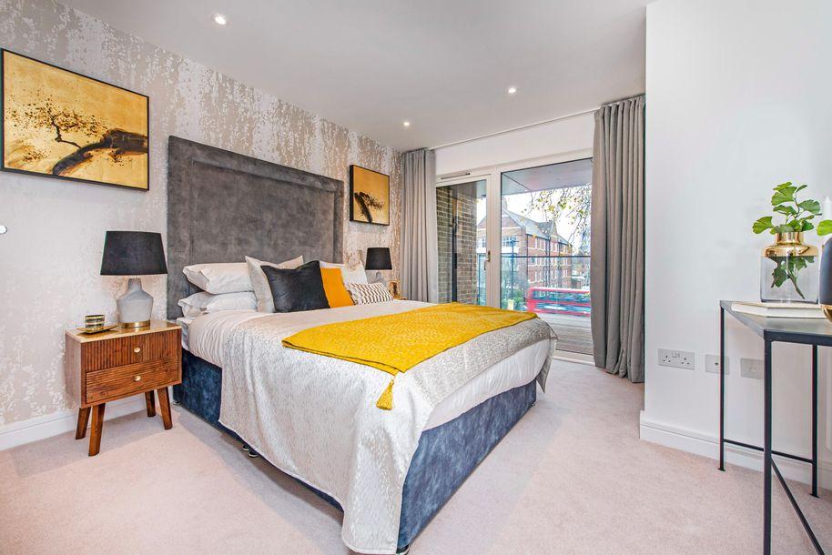 SO Resi Clapham Park - 2 bed apartment in Lambeth