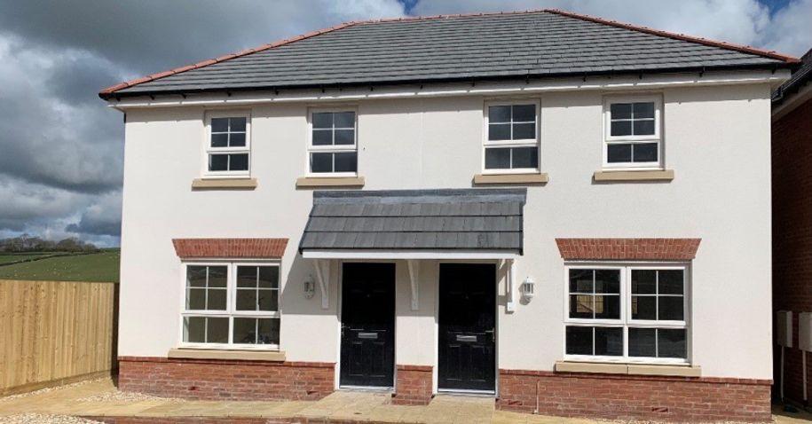Northfield Lane - 2 bed house in Barnstaple - Devon
