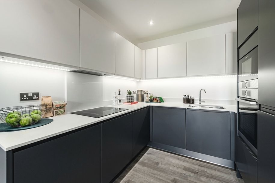 Fish Island Village - 1 bed apartment in Tower Hamlets