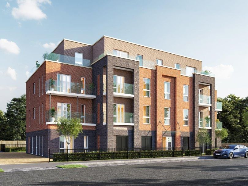 Renaissance - 1 bed apartment in Reading - Reading