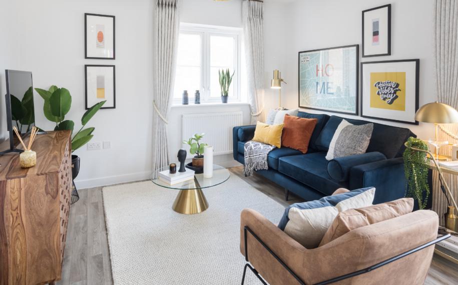 Grangecote Place - 1 bed apartment in Sutton