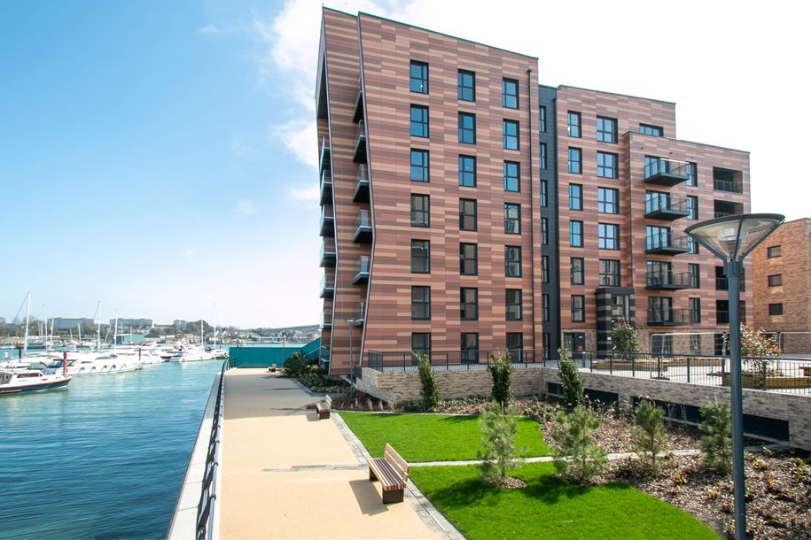 Chapel Riverside - 1 bed apartment in Southampton