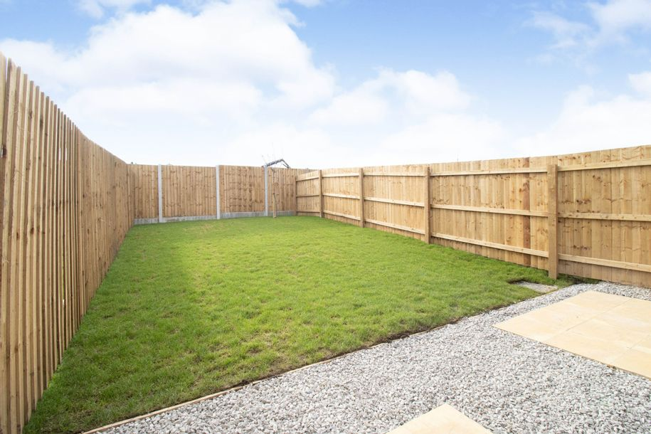 Foxlow Fields - 3 bed house in Buxton