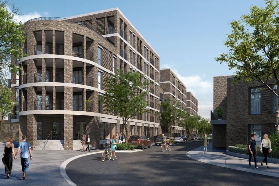Earlsfield Terrace - 2 bed apartment in Merton