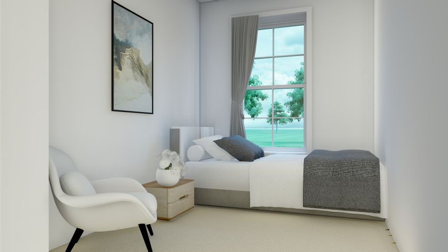The Yard - 1 bed apartment in Sunbury - Surrey