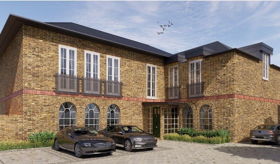 The Yard - 2 bed apartment in Sunbury - Surrey
