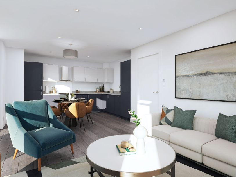Newman Place - 1 bed apartment in Oxford - Oxfordshire
