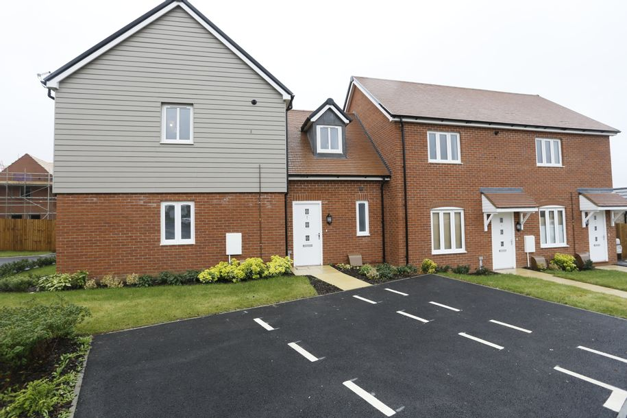 Meadow Vale, Buntingford - 2 bed house in Buntingford - Hertfordshire