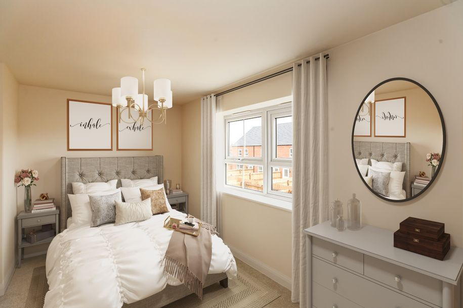 Wychwood Park - 2 bed house in Haywards Heath - West Sussex