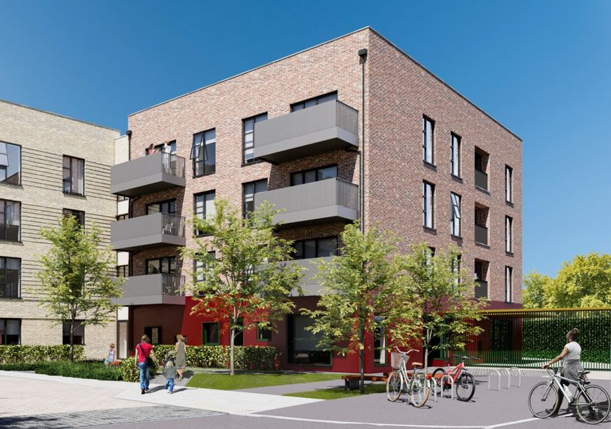 Timber Works - 2 bed apartment in Cambridge - Cambridgeshire