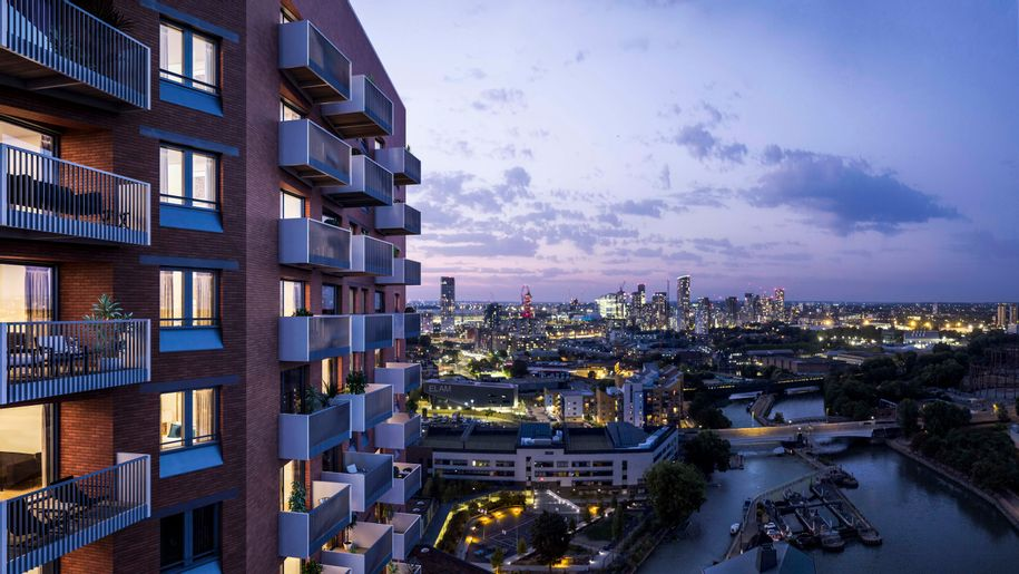 Three Waters SO - 3 bed apartment in Tower Hamlets