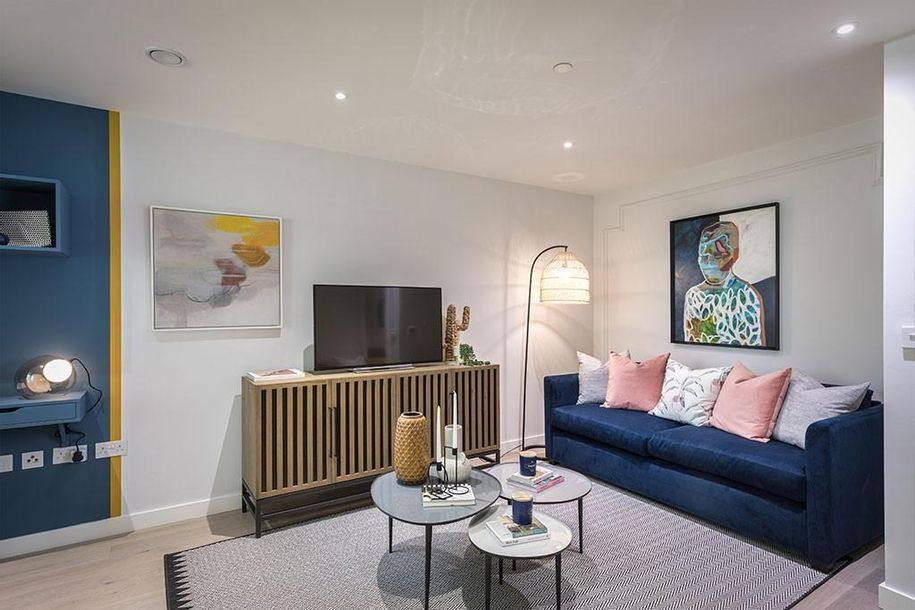 Wyndham Studios - 1 bed apartment in Southwark