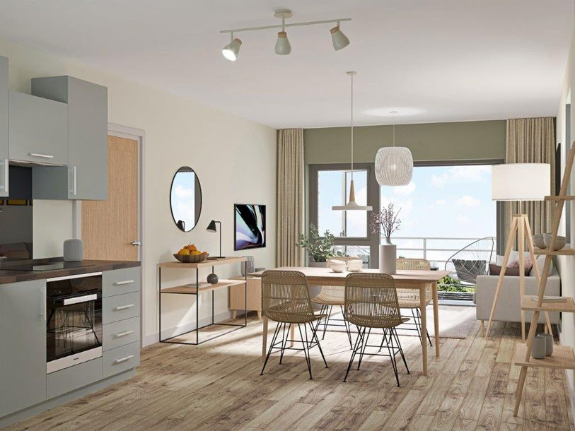Brooklands Park - 1 bed apartment in Bristol - City of Bristol