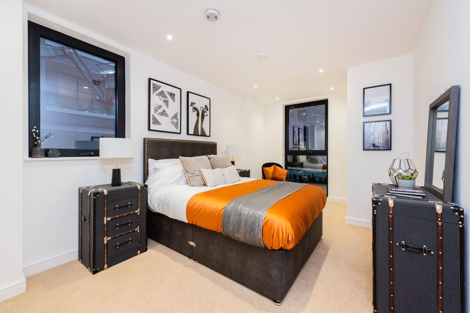 Inglis House, Woolwich - 3 bed apartment in Greenwich