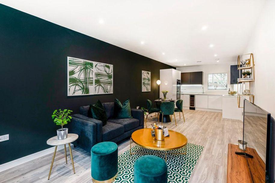 Parker Road Croydon - 2 bed house in Croydon