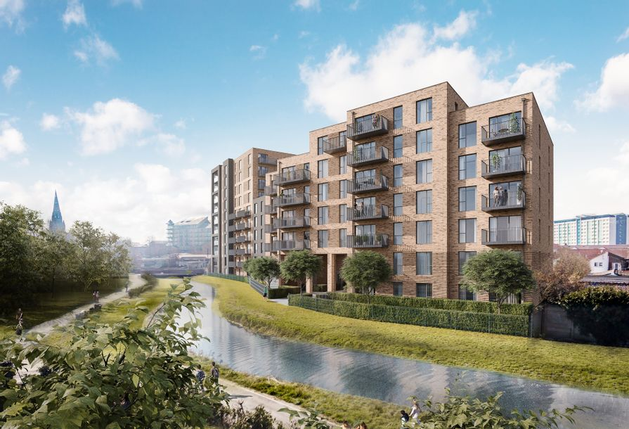 Centrum - 1 bed apartment in Hounslow